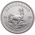 Silver Krugerrand Coin